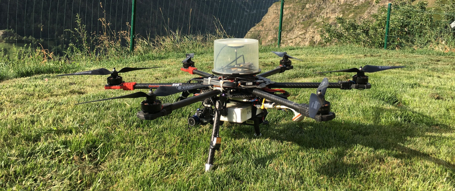 AWS IoT Connected Drone