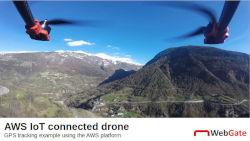 IoT Drohne